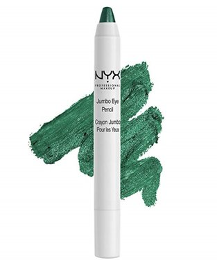 NYX Jumbo Eye Pencil - JEP629 Sparkle Green