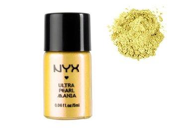 NYX Loose Pearl Eyeshadow - LP26 Yellow Pearl