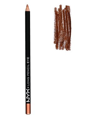 NYX Long Pencil Eye - LPE04 Light Brown
