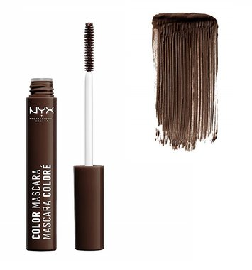 NYX Color Mascara - CM03 Brown