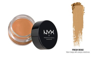 NYX Full Coverage Concealer Jar - CJ06.3 Fresh Beige