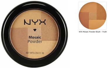 NYX Mosaic Powder Blush - MPB11 Truth