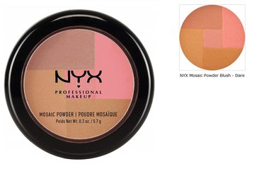 NYX Mosaic Powder Blush - MPB12 Dare