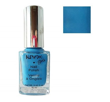 NYX Girls Nail Polish - NGP110 Hot Blue