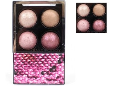 Hard Candy Mod Quad Baked Eye Shadow - 718 Pink Interlude