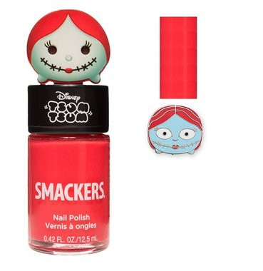 Smackers Disney Halloween Nail Polish Collection - Coral Color - 80470 Sally Rag Doll
