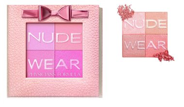 Physicians Formula Nude Wear Glowing Nude Blush - 6238 Rose