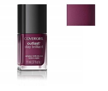 CoverGirl Outlast Stay Brilliant Nail Gloss - 06 Leading Lady