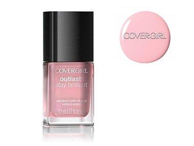 CoverGirl Outlast Stay Brilliant Nail Gloss - 135 Constant Candy