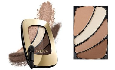 L'Oreal Paris Colour Riche Eye Shadow Quads - 840 Snooze Addict