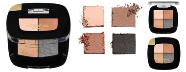 L'Oréal Paris Colour Riche Pocket Palette Eye Shadow - 104 French Biscuit