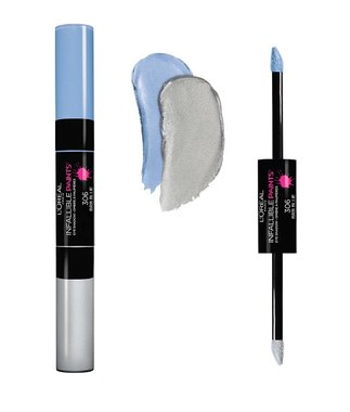 L'Oréal Paris Infallible Paints Eyeshadow - 306 BRB Blue