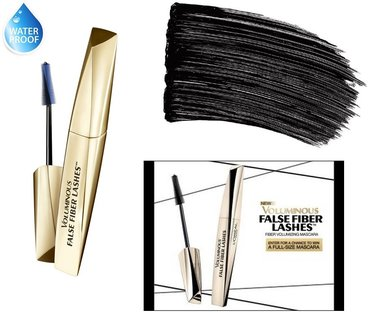 L'Oréal Paris Voluminous False Fiber Lashes Waterproof Mascara - 290 Black
