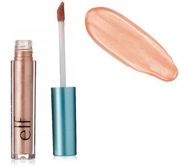 e.l.f. Cosmetics Aqua Beauty Molten Liquid Eyeshadow - 57030 Rose Gold