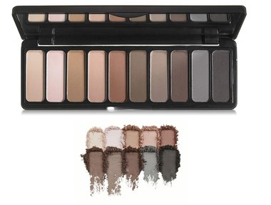 e.l.f. Cosmetics Eyeshadow Palette - 83325 Mad For Matte