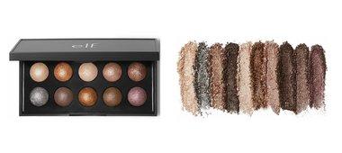 e.l.f. Cosmetics Baked Eyeshadow Palette - 85132 California