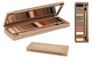 Beauty Creations Barely Nude Eyeshadow Palette - 12 Colors