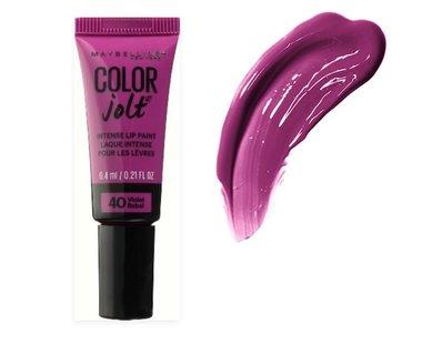 Maybelline Lip Studio Color Jolt Intense Lip Paint - 40 Violet Rebel