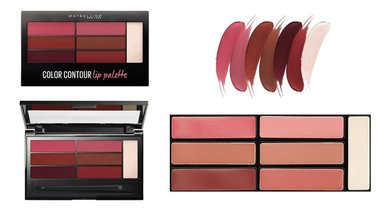 Maybelline Lip Studio Color Contour Lip Palette - 02 Blushed Bombshell