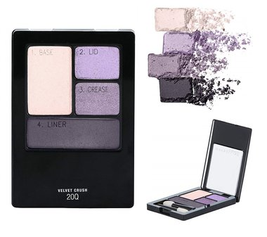 Maybelline Expert Wear Eyeshadow Quads Perfect Pastels - 20Q Velvet Crush
