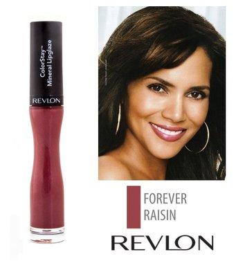 Revlon ColorStay Mineral Lipglaze - 540 Forever Raisin