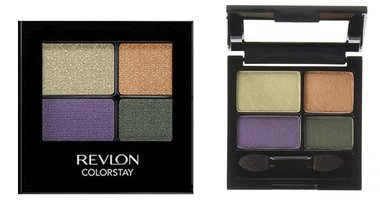 Revlon ColorStay 16-Hour Eye Shadow Quad - 503 Flirtatious