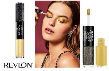 Revlon Photoready Eye Art Lid+Line+Lash - 070 Gold Glitz