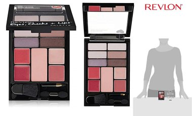 Revlon Eyes, Cheeks + Lips Palette - 300 Berry In Love