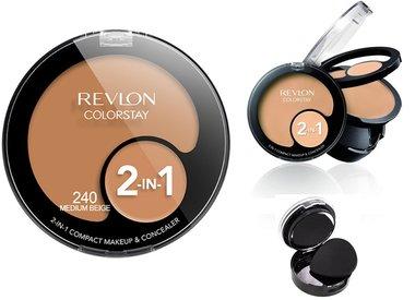 Revlon ColorStay 2-in-1 Compact Makeup & Concealer - 240 Medium Beige