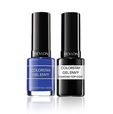 Revlon 2 Steps To Total Gel Envy Long Wearing Nail Enamel - 760 Wild Card