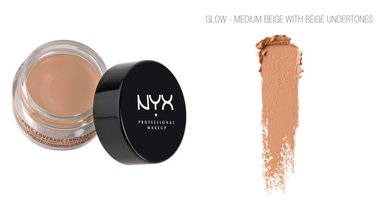 NYX Full Coverage Concealer Jar - CJ06 Glow