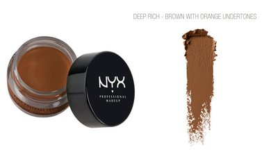 NYX Full Coverage Concealer Jar - CJ08.6 Deep Rich