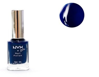 NYX Girls Nail Polish - NGP227 Blue Ink