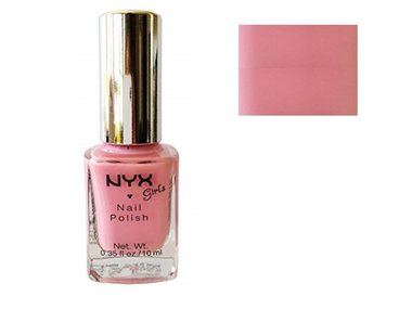 NYX Girls Nail Polish - NGP229 Pink Note