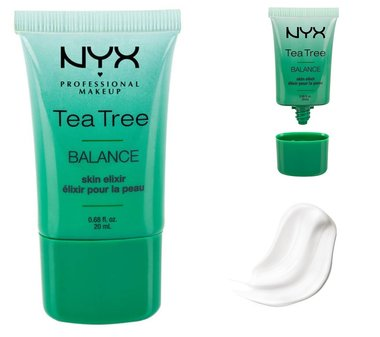 NYX Skin Elixir - SE02 Balance Tea Tree -  Skin Serum And Primer