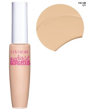 Covergirl Ready Set Gorgeous Oil Free Concealer - 115/120 Light