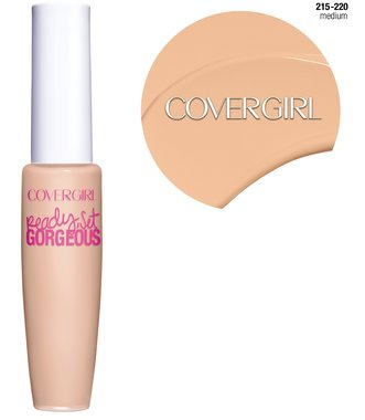 Covergirl Ready Set Gorgeous Oil Free Concealer - 215/220 Medium