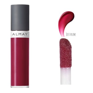 Almay Color + Care Liquid Lip Balm - 100 Just Plum Good