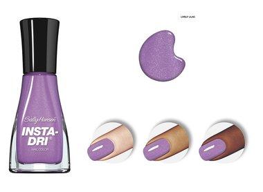 Sally Hansen Insta-Dri Nail Color - 336 Lively Lilac