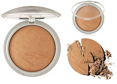 Physicians Formula Baked Bronzer - Versatile Wet/Dry Application - 3715 Baked Tan