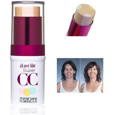 Physicians Formula Super CC Color-Correction + Care All-Over Blur Primer Stick SPF 30  - 6664 Light/Medium