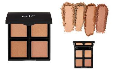E.L.F. Bronzer Palette - 83319 Bronze Beauty