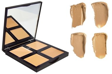 E.L.F. Foundation Palette - 83317 Light/Medium