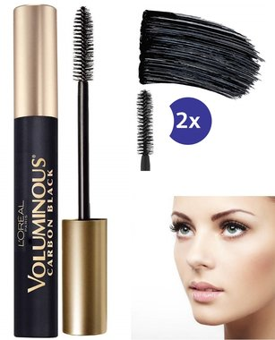 L'Oreal Paris Voluminous Original Dramatic Volume Building Mascara - 335 Carbon Black