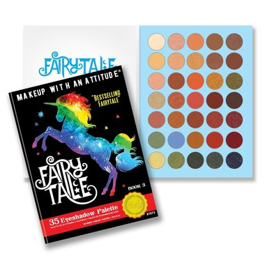 Rude Cosmetics Fairy Tale - 35 Eyeshadow Palette