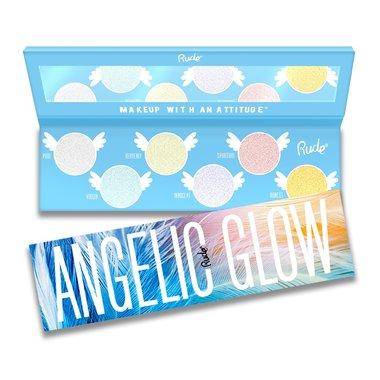 Rude Cosmetics Angelic Glow Highlighter & Eyeshadow