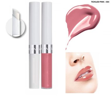 CoverGirl Outlast All-Day Lipcolor - 554 Tickled Pink