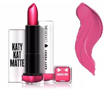 Covergirl Katy Kat Matte Lipstick - KP03 Magenta Minx