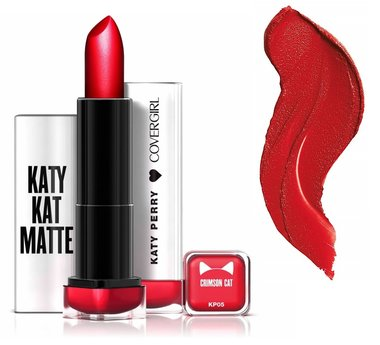 Covergirl Katy Kat Matte Lipstick - KP05 Crimson Cat