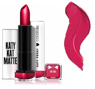 Covergirl Katy Kat Matte Lipstick - KP06 Cat Call